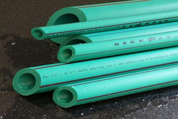 Ống PPR Dekko- Giải pháp hàng đầu cho hệ thống dẫn nước nóng lạnh