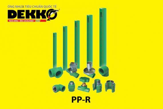 Ống PPR Dekko- Lựa chọn tối ưu cho hệ thống dẫn nước sạch cho ngôi nhà của bạn