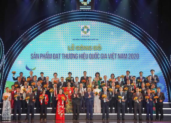 Tập đoàn Dekko đạt danh hiệu thương hiệu Quốc gia năm 2020